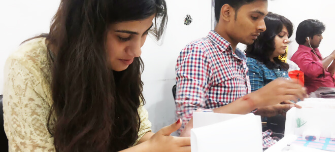 NIFT Situation Test Coaching in Delhi